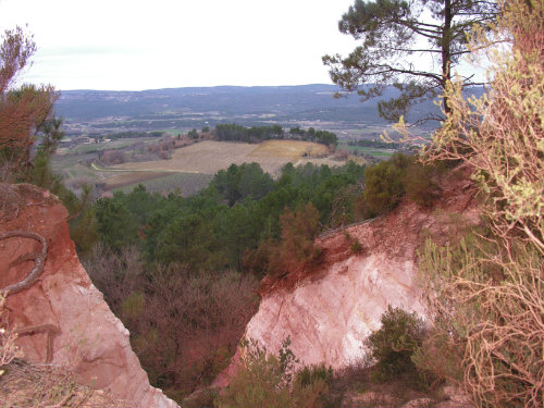 in Rousillon en Provence - Vacation, holiday rental ad # 41073 Picture #6