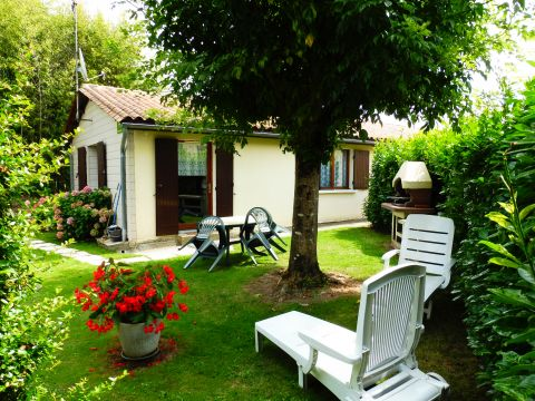 Gite Bergerac - 2 people - holiday home  #41088