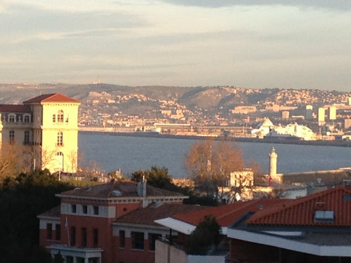Appartement 4 personen Marseille - Vakantiewoning  no 41103