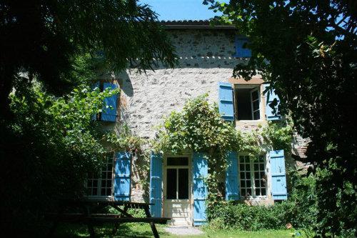 Gite 6 personnes St Germain De Confolens - location vacances  n°41128