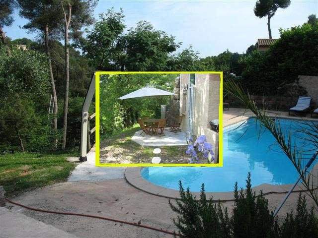 Maison 6 personnes Nice - location vacances  n°41133