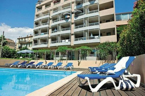 Flat Cannes - 4 people - holiday home  #41160