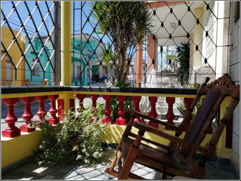 House in pinar del rio (chambre 1 climatisée) - Vacation, holiday rental ad # 41191 Picture #5