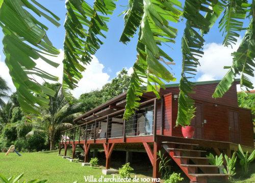 Maison à La trinité pour  5 •   avec terrasse   n°41215