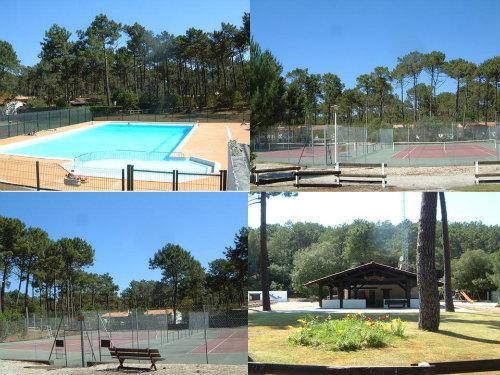 Maison Lacanau Ocean - 6 personnes - location vacances  n�41219