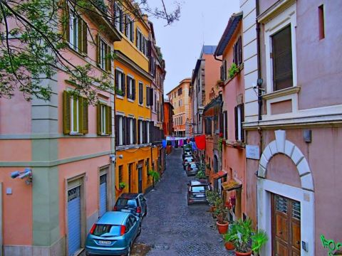 House in Rome - Vacation, holiday rental ad # 41268 Picture #3
