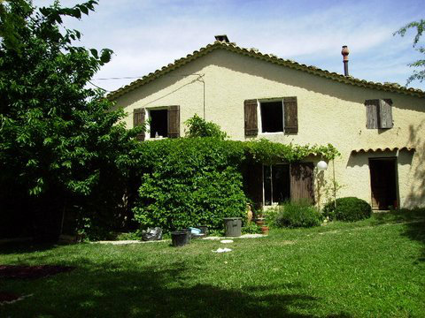 Farm in Gargas - Vacation, holiday rental ad # 41269 Picture #0
