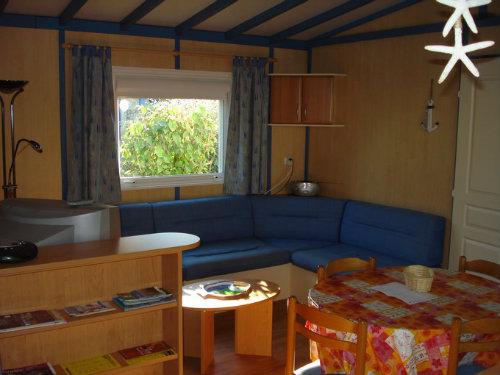 Chalet Saint Cyr En Talmondais - 6 personnes - location vacances  n°41311