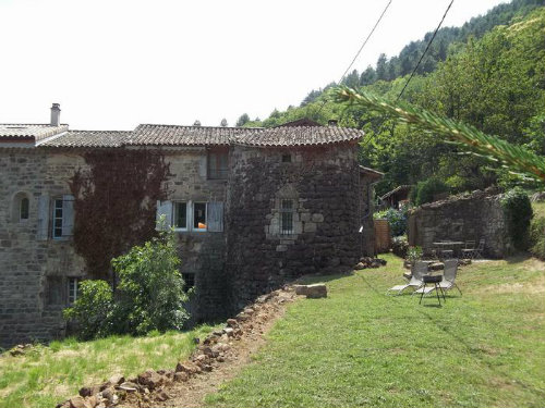 House Jaujac - 4 people - holiday home  #41326