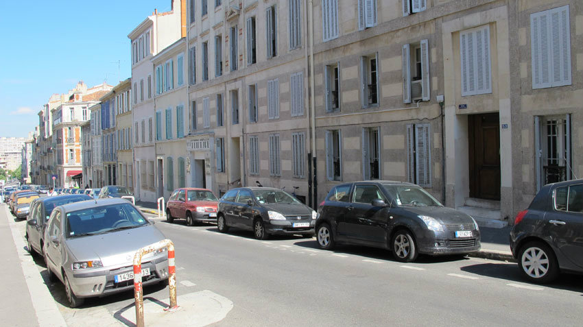 Flat in Marseille - Vacation, holiday rental ad # 41328 Picture #8