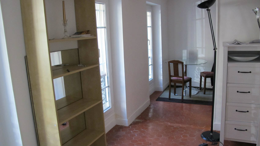 Appartement 2 personnes Marseille - location vacances  n°41328