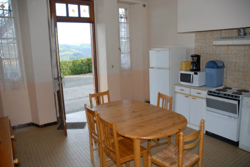 Gite 5 people Saint André - holiday home  #41337