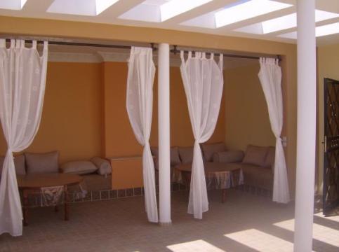 Maison saidia louer pour 7 personnes location n 41403 for Design appartement maroc