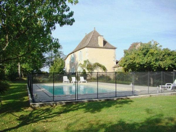 Bauernhof in Villeréal für  4 •   mit Terrasse