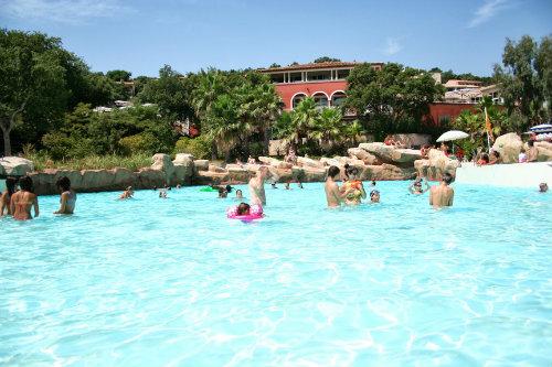 Maison Grimaud, Golfe De St Tropez - 8 personnes - location vacances  n�41414
