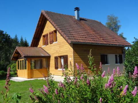 Chalet Le Frasnois - 5 personnes - location vacances  n°41423
