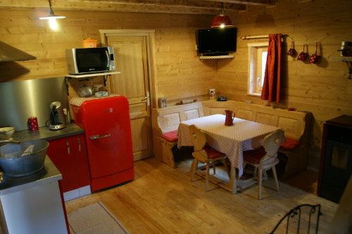Chalet 6 personnes Neubois - location vacances  n°41427