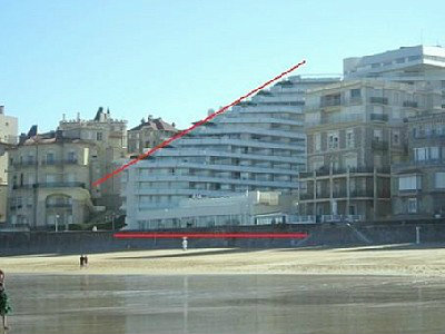 Studio Biarritz - 4 people - holiday home  #41430