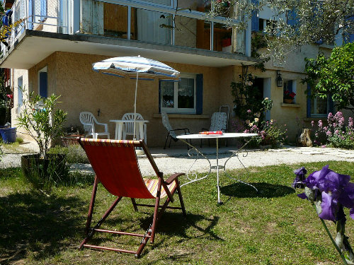 House Nyons - 2 people - holiday home  #41436
