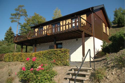 Chalet La Roche En Ardenne - 8 personnes - location vacances  n°41440