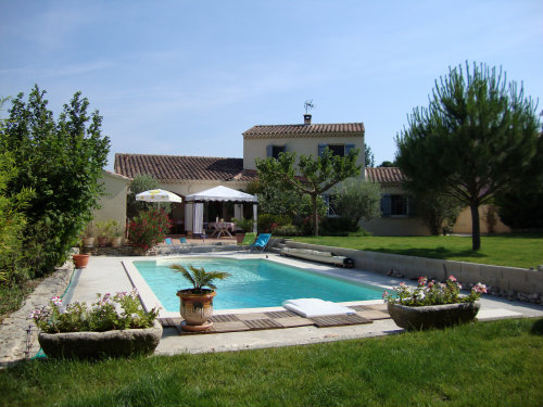Maison Loriol Du Comtat - 4 personnes - location vacances  n°41445