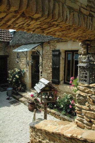 Maison Proissans - Sarlat - 8 personnes - location vacances  n°41463