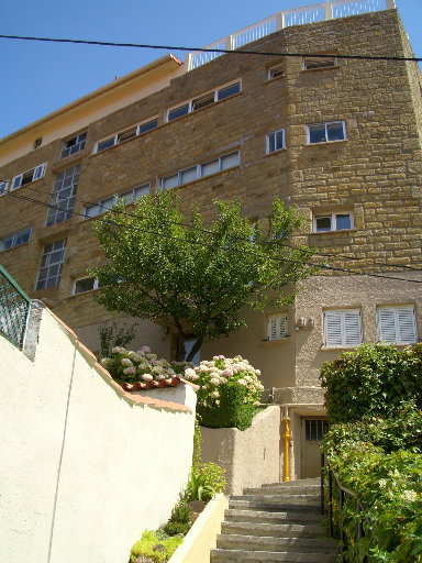 Maison à San sebastian pour  5 •   avec balcon