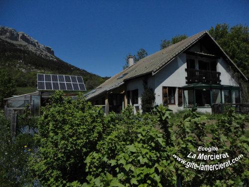 Gite Sigoyer - 6 personnes - location vacances  n°41494