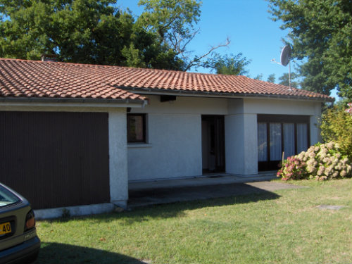 House in GASTES - Vacation, holiday rental ad # 41514 Picture #1