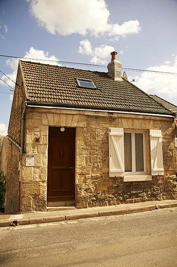 Gite à Chantilly pour  4 •   avec terrasse
