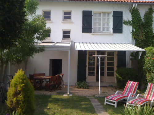 House Chatelaillon - 6 people - holiday home  #41604
