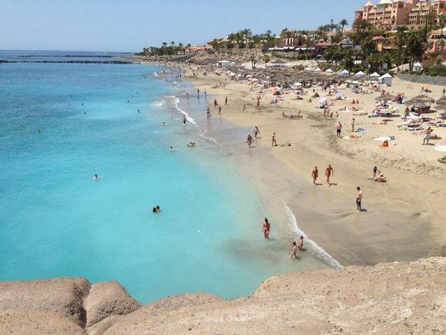 Casa en Tenerife para  7 •   vista al mar