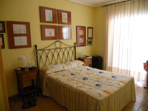 Apartamento en Vera para  4 •   con piscina compartida  n°41627