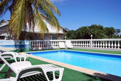 Gite Saint Leu - 6 personnes - location vacances  n°41674