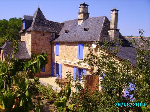 Chambre d'hôtes 4 personnes Le Lardin St Lazare - location vacances  n°41752
