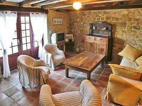 Maison Beauregard De Terrasson - 6 personnes - location vacances  n°41754