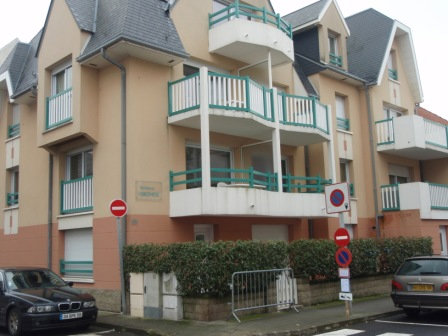 Appartement 7 personnes Le Touquet Paris Plage - location vacances  n°41773