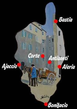 Gite Antisanti - 5 personnes - location vacances  n°41783
