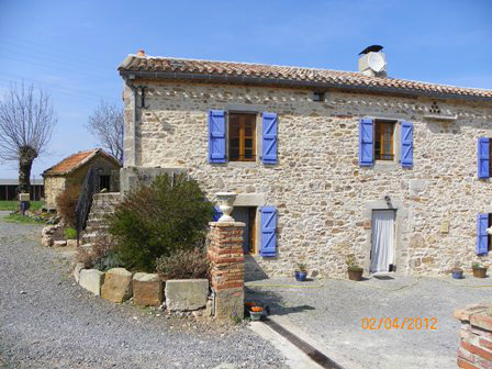 Gite Laparrouquial - 5 people - holiday home  #41807