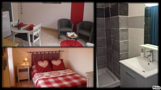 Appartement 2 Personen Murol - Ferienwohnung N°41811