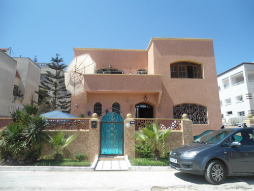 Chalet In Mehdia Kenitra For Rent For 6 People Rental Ad