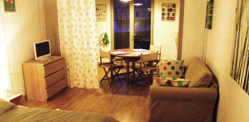 Studio in Urrugne - Vacation, holiday rental ad # 41820 Picture #1