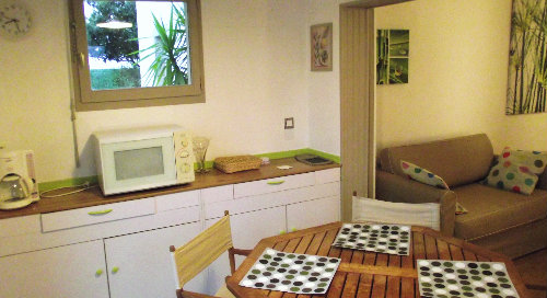 Studio in Urrugne - Vacation, holiday rental ad # 41820 Picture #3