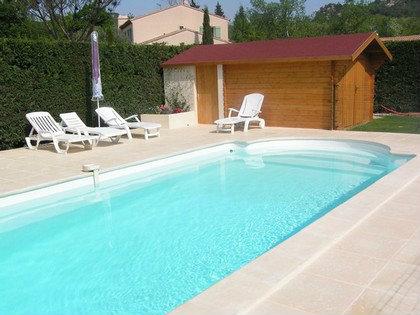 Maison Lamanon - 4 personnes - location vacances  n°41827