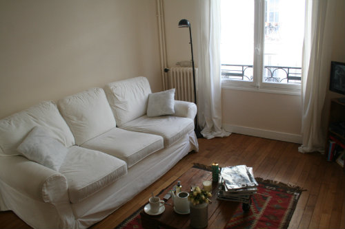 Flat 4 people Paris - holiday home  #41849