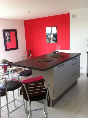 Appartement Rennes - 3 personnes - location vacances  n°41857