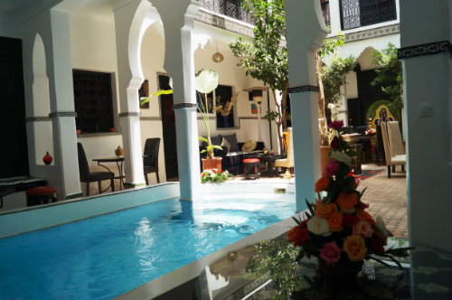 Gite 18 people Marrakech - holiday home  #41861