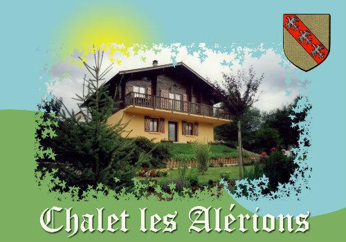 Chalet Saint Maurice Sur Moselle - 4 personnes - location vacances  n�41872
