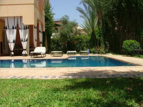 Maison 8 personnes Marrakech - location vacances  n°41891