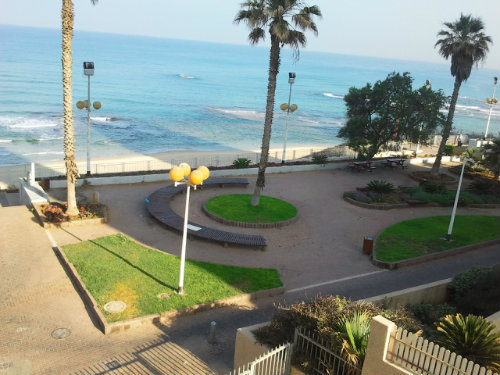 Flat in Tel aviv for   6 •   view on sea   #41898
